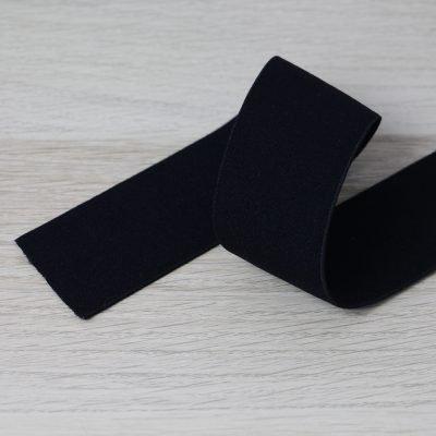 elastico per cinturini nero 38 mm