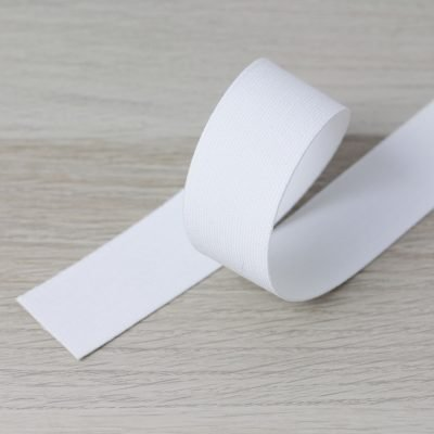 elastico resistente bianco 30 mm