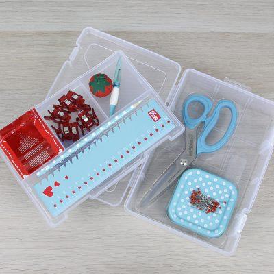 kit accessori di cucito prym love menta
