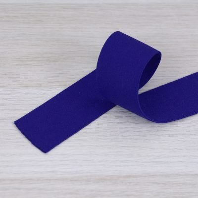 Elastico per cinturini blu 38 mm Prym