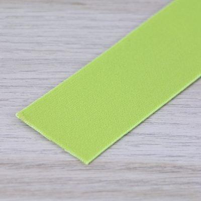 elastico per cinturini verde 38 mm dettaglio