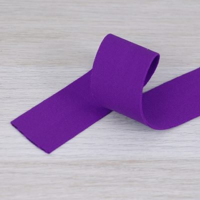 Elastico per cinturini viola 38 mm Prym