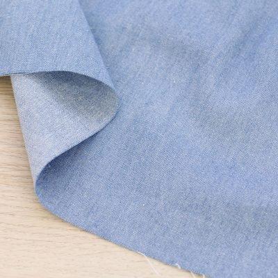 Tessuto denim azzurro medio/leggero