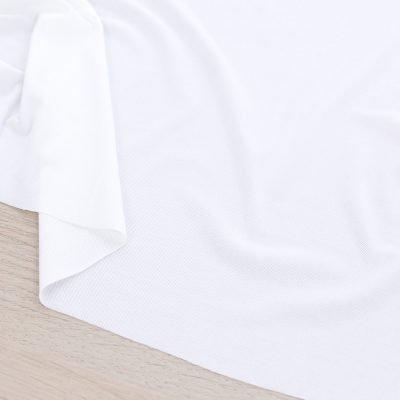 Fodera in lycra per costumi da bagno bianca