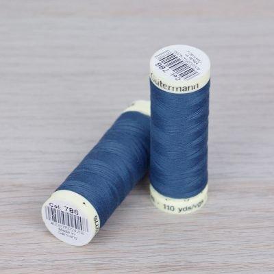 Filo per cucire blu - Cucitutto Gütermann 786