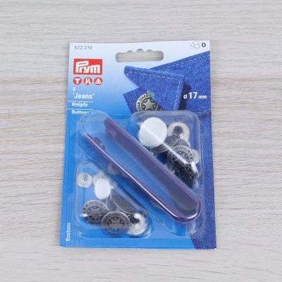 Kit bottoni Jeans Prym - Stella
